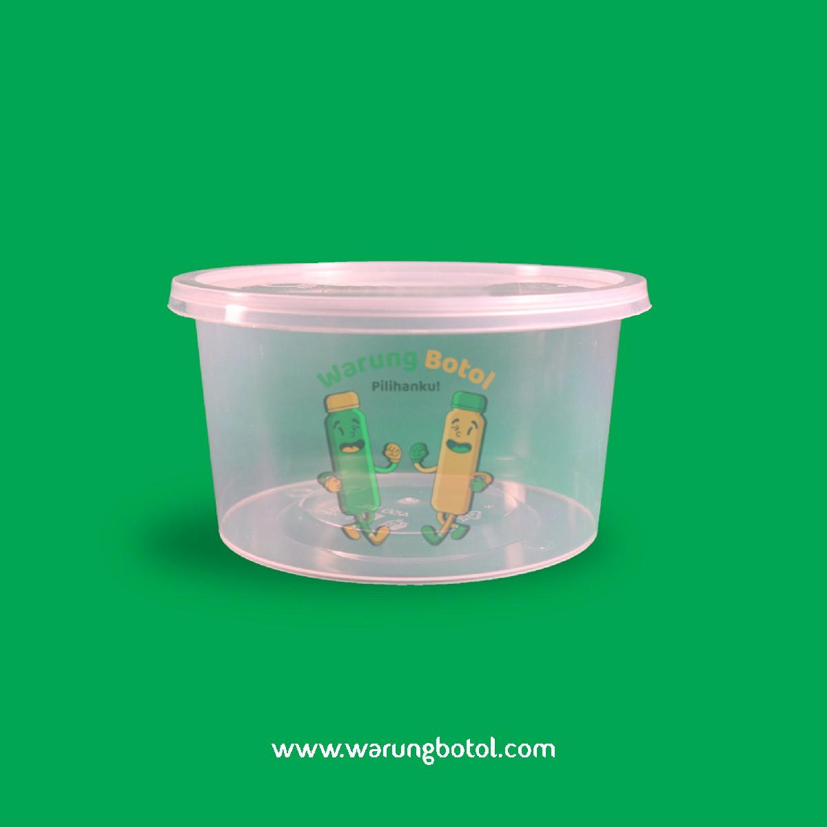 distributor toko jual thinwall bulat 450ml murah untuk kemasan bento anak, makanan kebab salad terdekat di bandung jakarta bekasi bogor