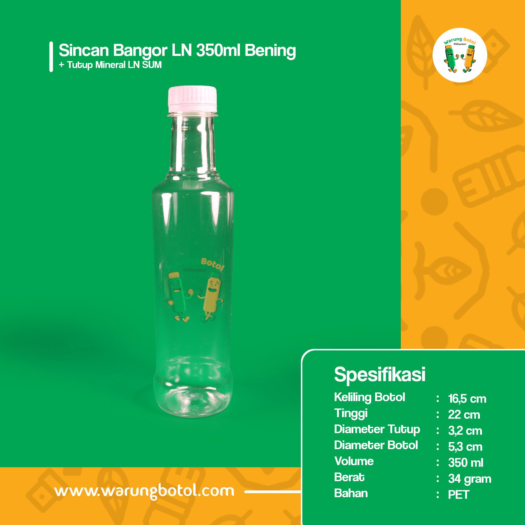 distributor jual botol palastik murah dan unik 350ml untuk kopi jus, minuman, susu soda boba terdekat di bandung jakarta bekasi bogor