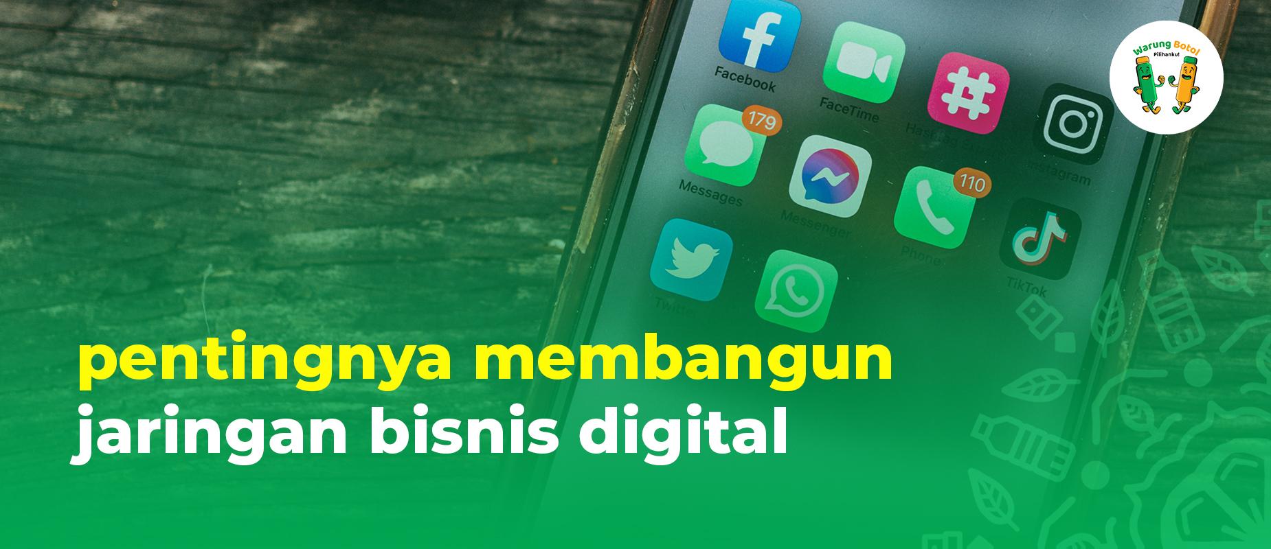 Segudang Manfaat Memulai Bisnis Digital