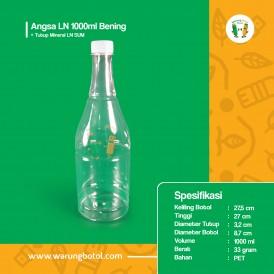 Foto Botol Angsa LN 1000 ml Bening