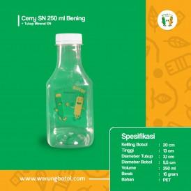 Foto Botol Cerry SN 250 ml Bening