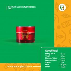 Pot Krim Luxury 10 gr Maroon